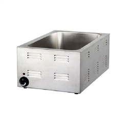 "ChefsFirst offers equipment & supplies for restaurants, commercial kitchens, foodservice & manufacturing facilities. Check out our low price for this Food Warmer, For 12"" x 20"" Food Pans, 1200 Watts, FOODWARMER by CCK"