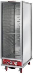 ChefsFirst offers equipment & supplies for restaurants, commercial kitchens, foodservice & manufacturing facilities. Check out our low price for this Transport/Proofing Cabinet, Heated Non-Insulated Full Size Universal Runners - 120V, NHPL-1836-ECO by Cal