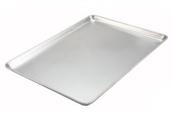 ChefsFirst offers equipment & supplies for restaurants, commercial kitchens, foodservice & manufacturing facilities. Check out our low price for this Bun/Sheet Pan, Full Size Aluminum 18GA, SHEETPANFULL by California Cooking.