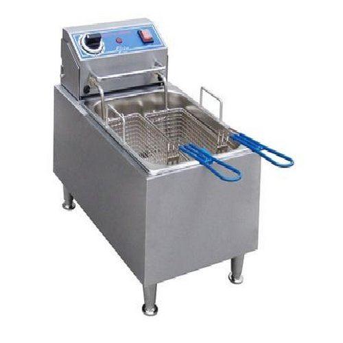 Countertop Ice Chip Maker : Globe - Fryer, Countertop 16 lb - 208/240V - PF16E