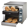 ChefsFirst offers equipment & supplies for restaurants, commercial kitchens, foodservice & manufacturing facilities. Check out our low price for this Toaster, Conveyor Type, 500 Bagel Halves Per Hour - 120V, QCS1-500B by Star Manufacturing.