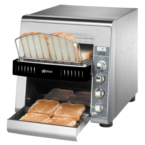 Types Of Toasters ~ Star manufacturing toaster conveyor type slices
