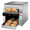 ChefsFirst offers equipment & supplies for restaurants, commercial kitchens, foodservice & manufacturing facilities. Check out our low price for this Toaster, Conveyor Type, Electronic Control 600 Slices Per Hour - 208/240V, QCSE2-600H by Star Manufacturi