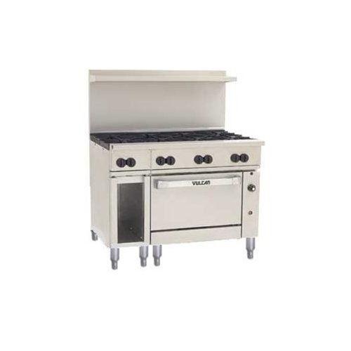 Vulcan Countertop Oven : Vulcan - Range, 48